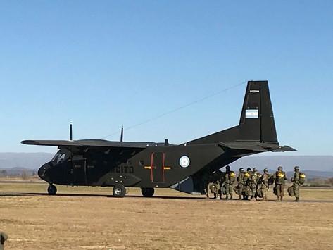 Brigada Aerotransportada IV del Ejército Argentino