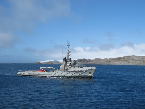 XXII versión de la Patrulla Antártica Naval Combinada
