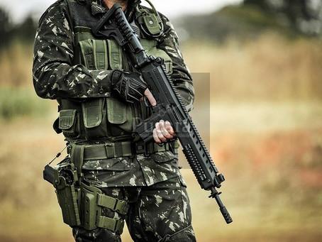 Fábrica de Itajubá completa entrega de rifles IA2 al Ejército Brasileño