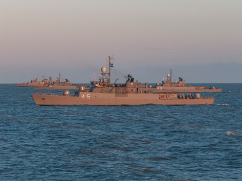 La Armada Argentina en una nueva Etapa de Mar