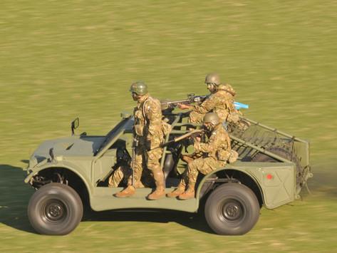 Un paso atrás en la política de defensa