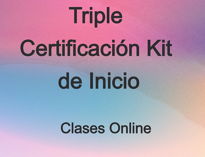 Kit de Inicio Triple Certificación: Microneedl/BB Glow/Elimin. Tatua