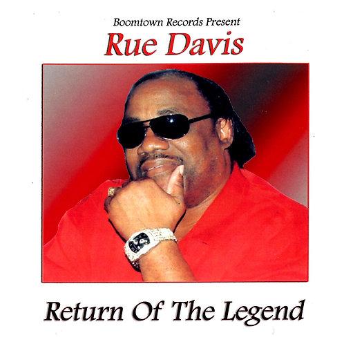 Return of The Legend by Rue Davis