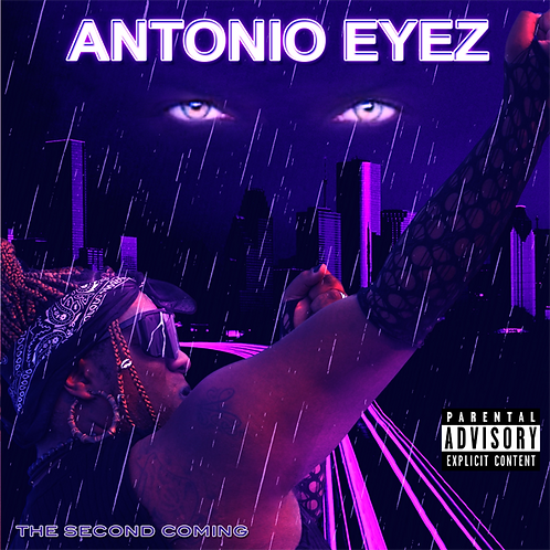 Antonio Eyez Full Digital Album