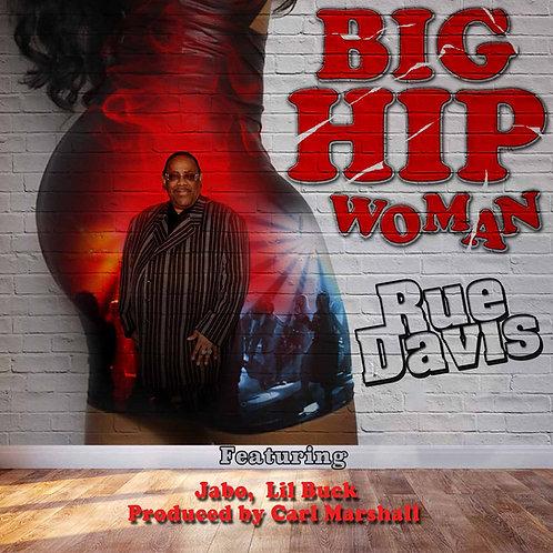 Big Hip Woman by Rue Davis
