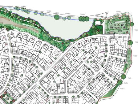 Landscape Plan for developers