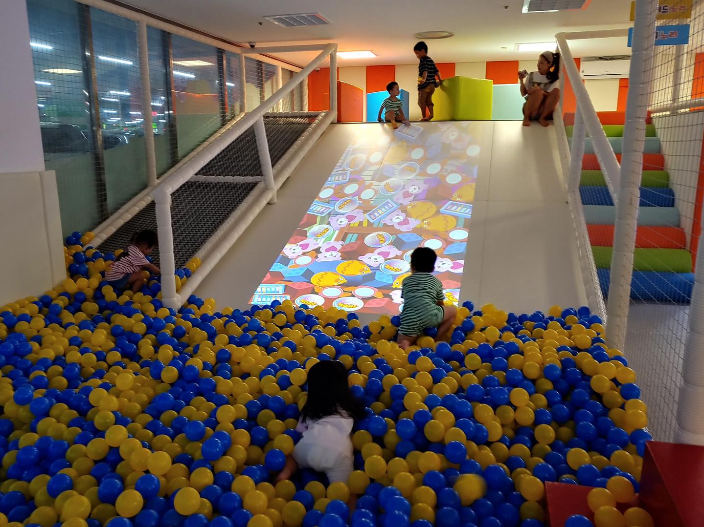 Nori Digital Kids Cafe, Lotte Mart, Gumi, Korea