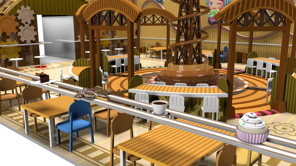 Type C - Concept Nori Digital Kids Cafe