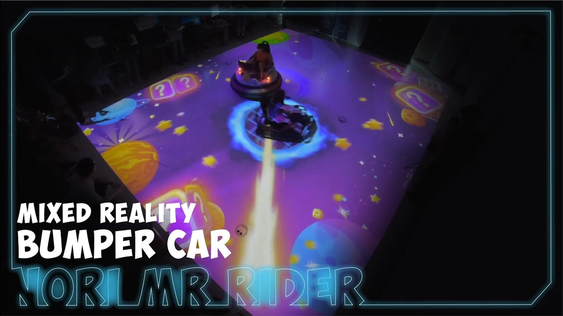 Nori MR Rider