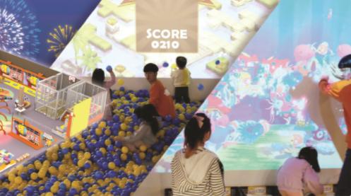 크리스피, 서울서 '키즈카페' 가맹 2호점 오픈