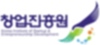 Logo Korea institue of starup and entrepreneurship development