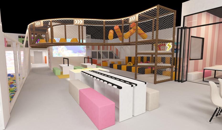 Type B - Nori Digital Kids Cafe icheon branch