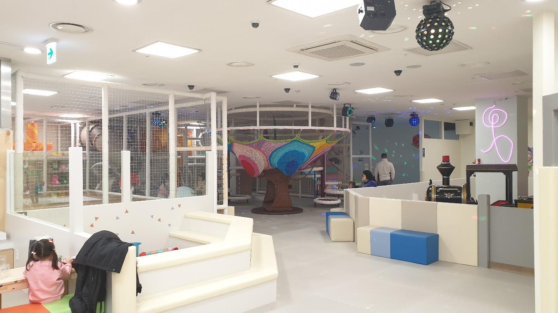 Nori Digital Kids Cafe, Home Plus, Seoul, Korea