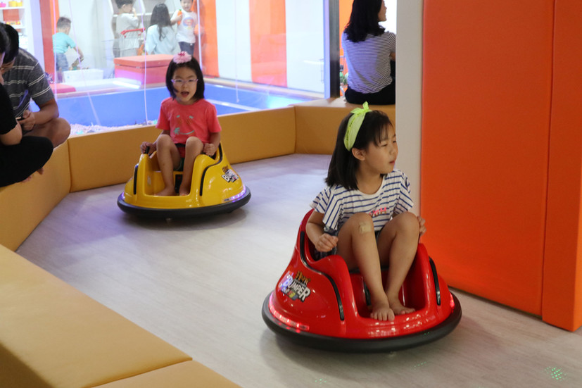 Nori Digital Kids Cafe, Lotte Mart, Gumi, Korea