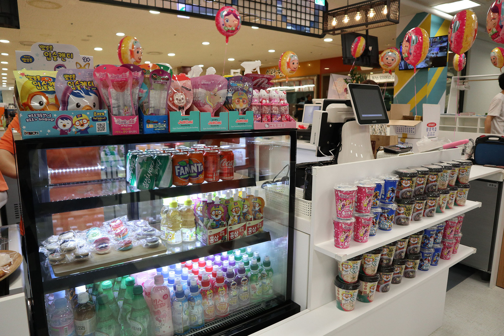 Nori Digital Kids Cafe, Lotte Mart, Chuncheon Onui Branch