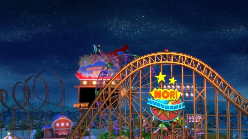 Nori Rollercoaster Boy Animation