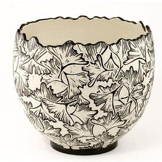 Ginkgo Vase Jennifer Falter