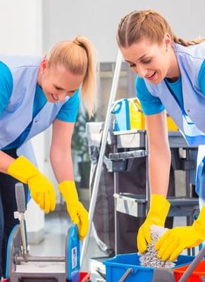 ¡Limpiezas JJ garantiza un trabajo eficaz!