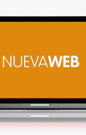 Inauguración de la Web