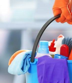 Contrata servicio de limpieza profesional