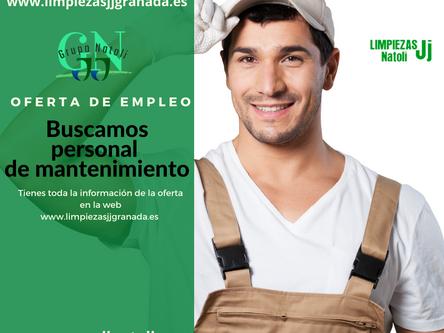 Oferta de Empleo en Granada