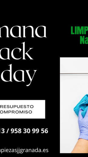 Black Friday en Grupo JJ Natoli