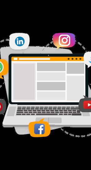 Gestión de redes sociales y Posicionamiento Web