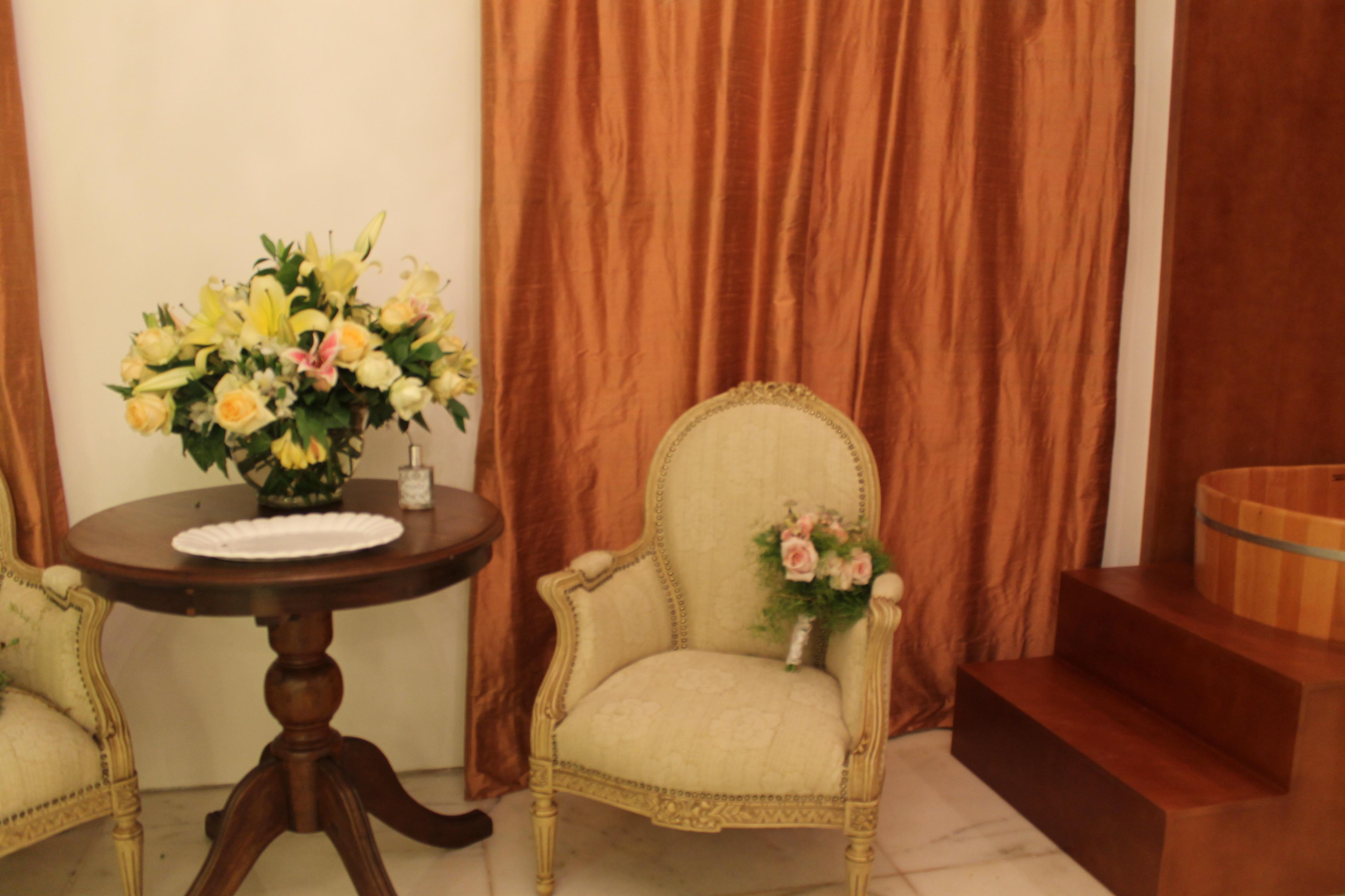 Sala da Noiva Maria H da Noiva Maria