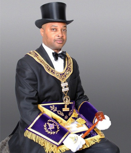 A Message from the Most Worshipful Grand Master