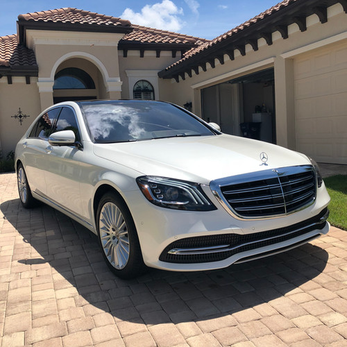 Mercedes S560