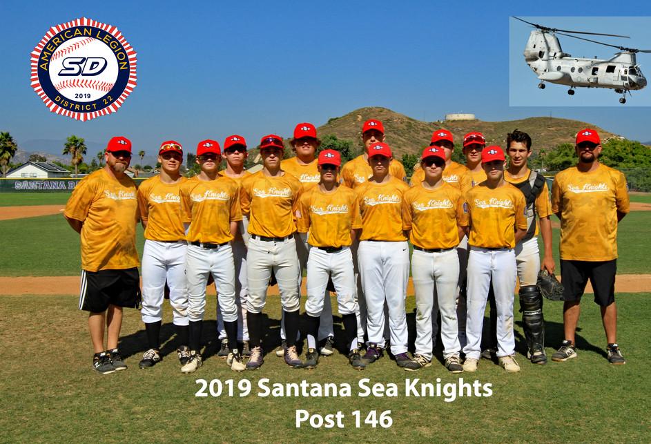 Post 146 Santana Sea Knights