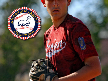 Growing Legion Baseball Across California