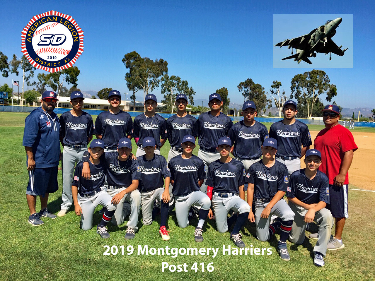 Post 416 Montgomery Harriers