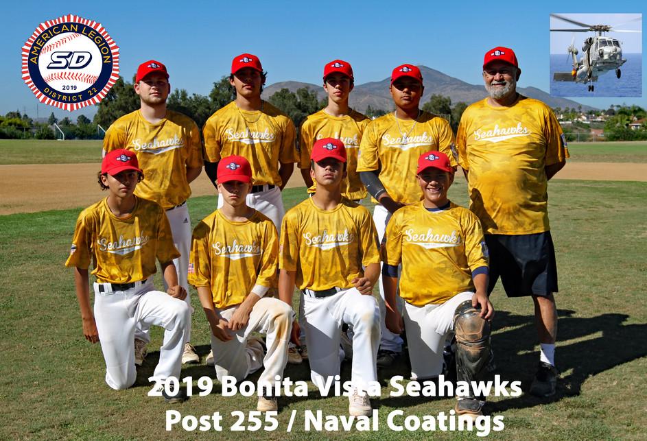 Post 255 National City Seahawks