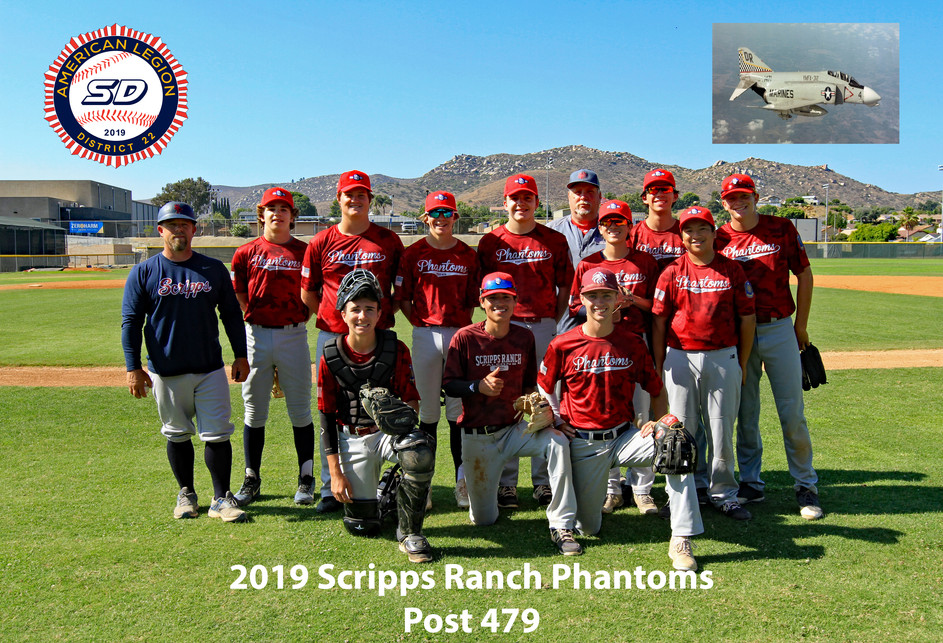 Post 479 Scripps Ranch Phantoms