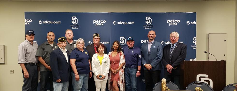 American Leagion Baseball Committee Members