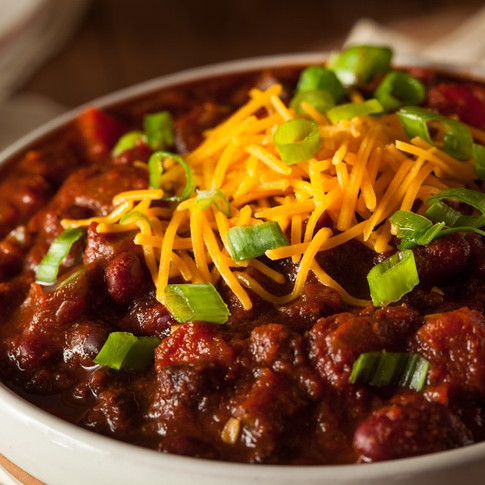 Shiree's Meat Lover's Chili