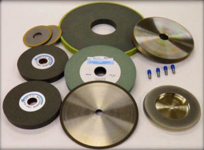 CONVENTIONAL & SUPER ABRASIVE WHEELS