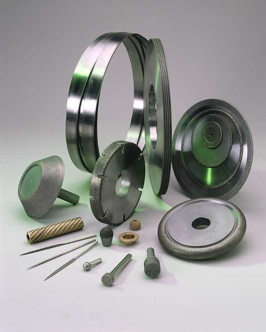 ELECTROPLATED WHEELS & ROUTERS