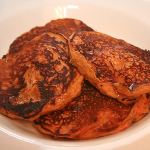 Annie's Breakfast Cookies (Pancakes)