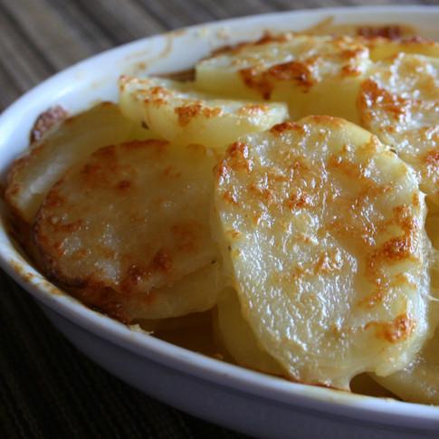 Daveed H's 'Potato Gruyere' Gratin
