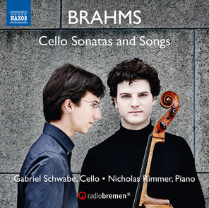 Brahms Cello Sonatas and Songs