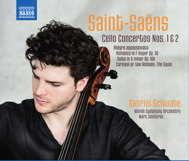 Saint-Saens Cello Concertos