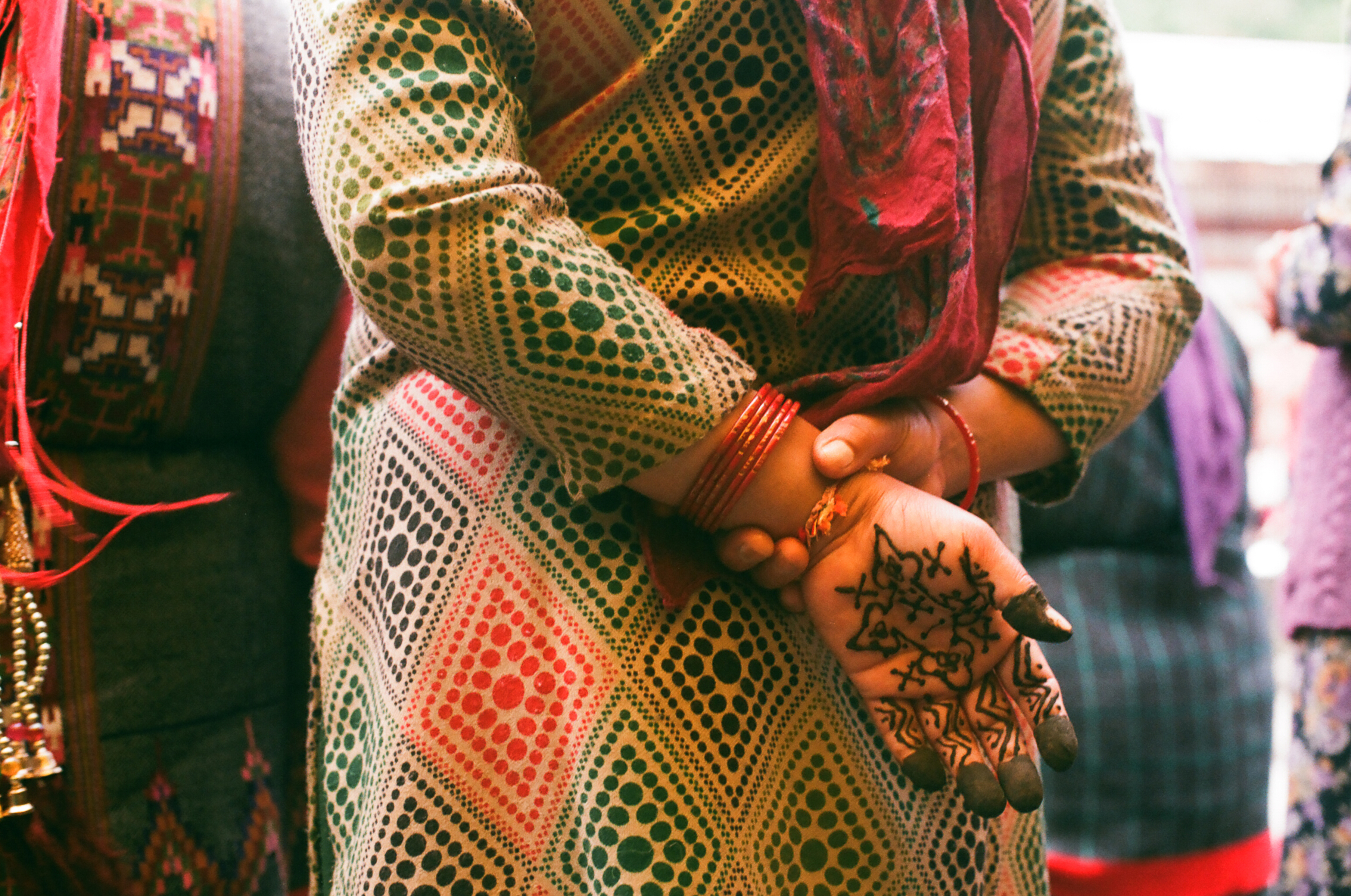 Traditional dress India wedding
