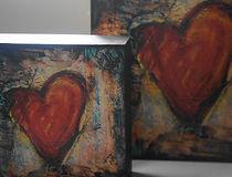 Artwork at Mandy Cuttica Ealing Clinic