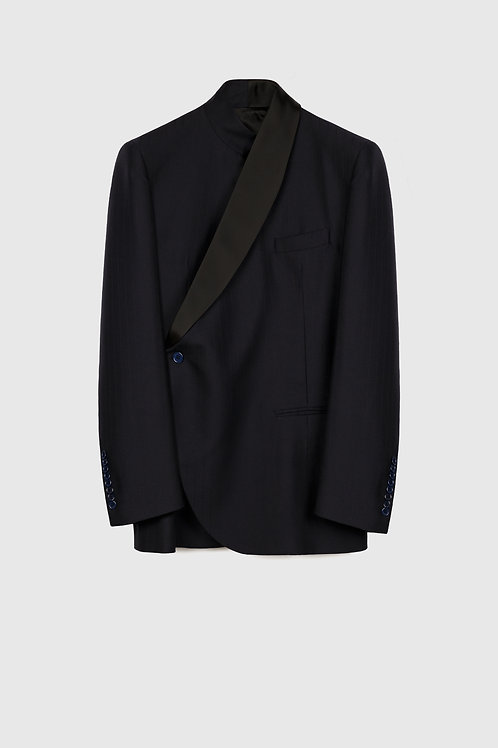 ASYMMETRICAL LAPEL JACKET