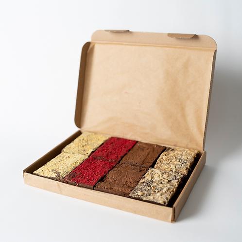 Mixed Organic Brownie Box