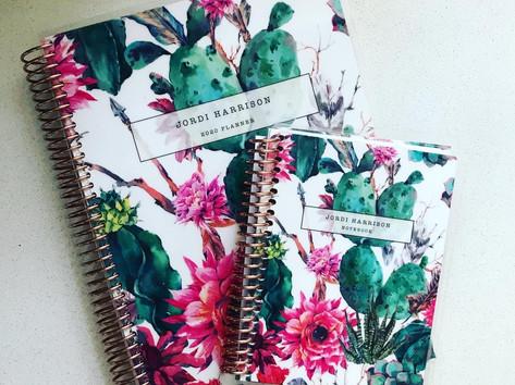Personalised Planner_Notebook Set