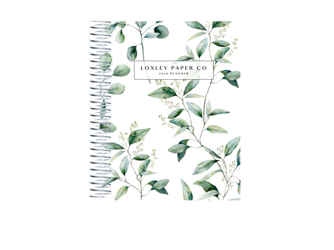Botanical Cover Design