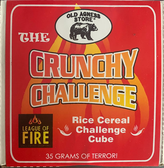 Old Agness Stores - The Crunchy Challenge